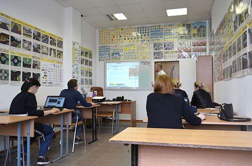 Professor teaching a class - Hackers targeting schools