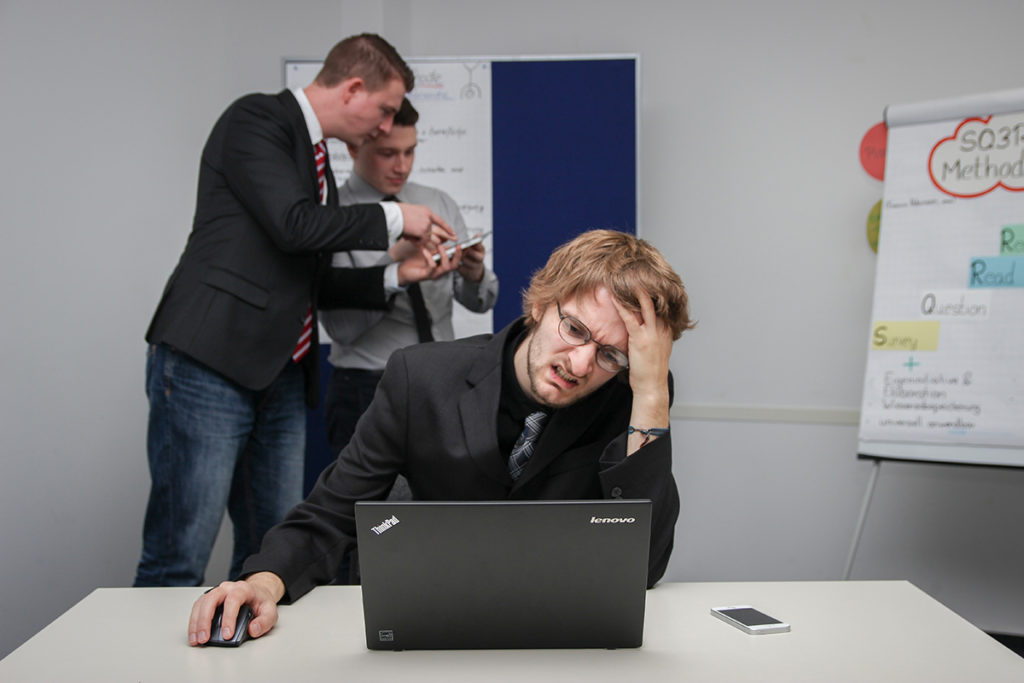 IT challenges for returning to work